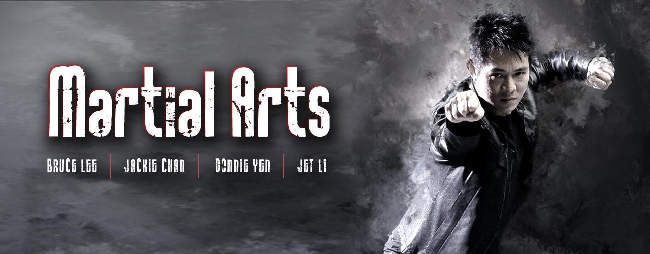 Martial Arts - 1280x500