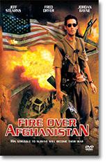 fire over afganistan