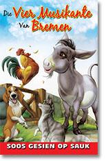 Die Vier Musikante van Bremen DVD new