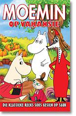 Moemin op Vakansie DVD